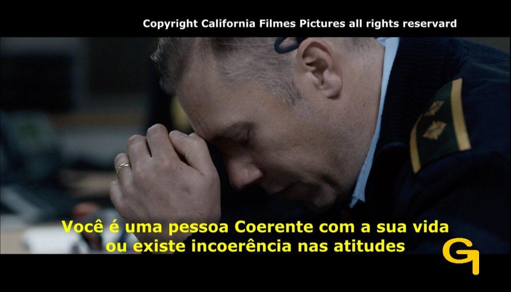 Frame Lúdico sobre o filme A Culpa