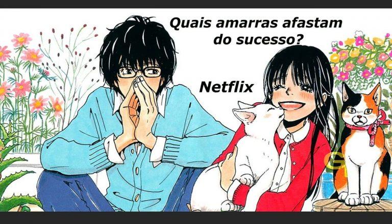 Reflexão Lúdica sobre o anime 3-gatsu no Lion da Netflix