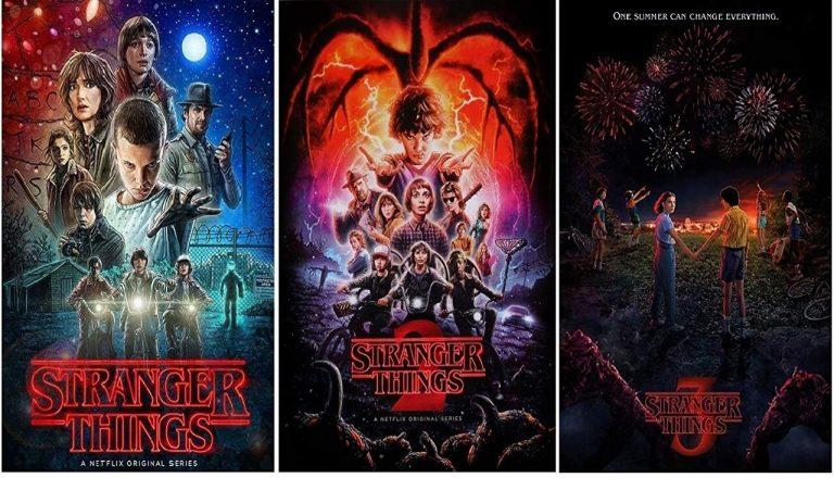 Reflexão Lúdica sobre a série Stranger Things da Netflix