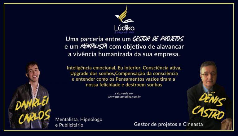 Projeto Lúdika a Mágica de Viver Lançamento