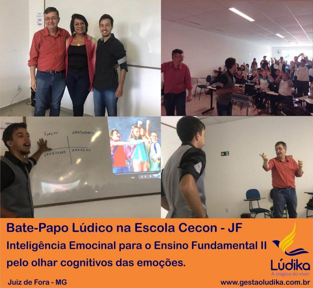 Projeto Lúdka na Escola Cecon Juiz de Fora - MG