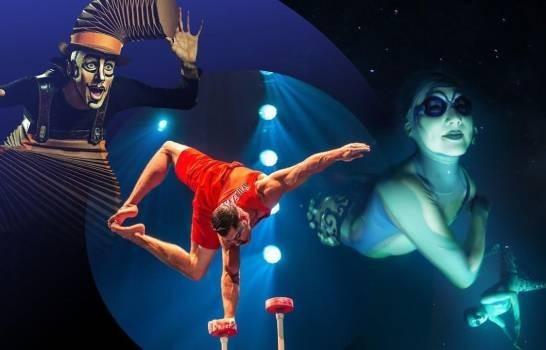 Cirque du Soleil - Apresentação 60 Minutos