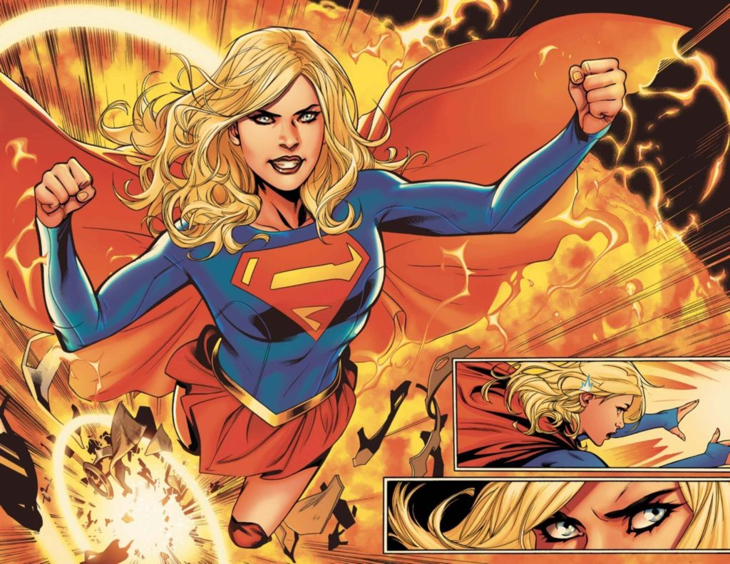 Supergirl - DC Comics