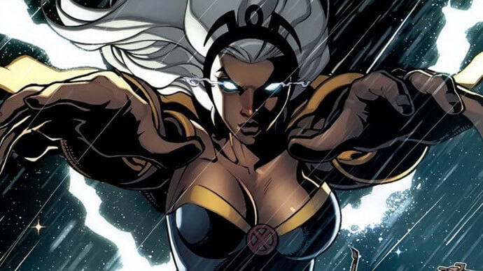 Tempestade - Marvel Comics